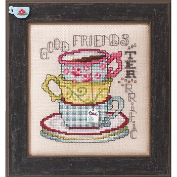 Custom Frame - Tea Cup