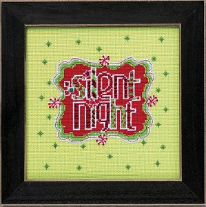 AmyLee Weeks by Mill Hill - Christmas Series - Silent Night MAIN