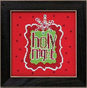 AmyLee Weeks by Mill Hill - Christmas Series - Holy Night MAIN