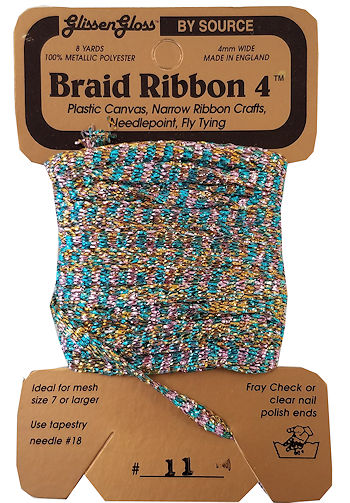 Braid Ribbon #4 Multi (11) THUMBNAIL