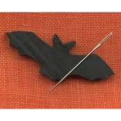 Whimsical Edge Designs Needle Minder - Bat THUMBNAIL