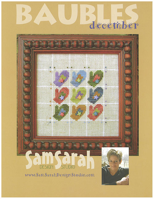 SamSarah - December Baubles