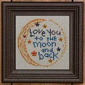 Bent Creek - Love You To The Moon And Back THUMBNAIL
