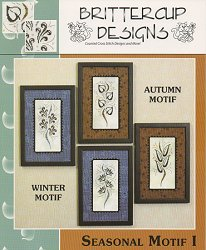 Brittercup Designs - Seasonal Motif I