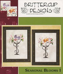 Brittercup Designs - Seasonal Blooms I