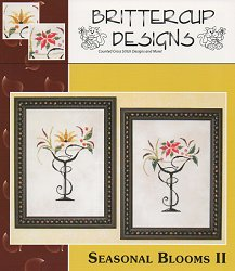 Brittercup Designs - Seasonal Blooms II