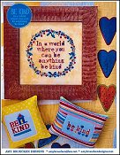 Amy Bruecken Designs - Be Kind THUMBNAIL