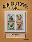 Frony Ritter Designs - Bee Minis