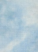 "Opalescent Sky Dyed Fabric 32ct Linen 18"" x 24"" THUMBNAIL"