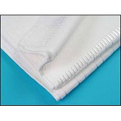 Bella Hand Towel - White