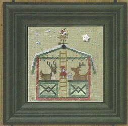 Bent Creek - Merry Christmas Stable - The Deer Lodge MAIN