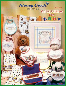 Book 224 Quick Stitches for Baby