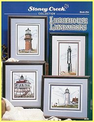 Book 254 Lighthouse Landmarks MAIN