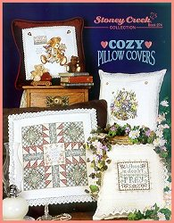 Book 274 Cozy Pillow Covers
