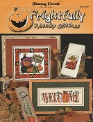Book 304 Frightfully Friendly Stitches THUMBNAIL