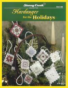 Book 308 Hardanger for the Holidays THUMBNAIL