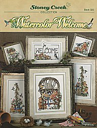Book 320 Watercolor Welcome MAIN