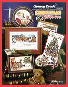 Book 325 Christmas Stitches