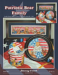Book 341 Patriotic Bear Family MAIN
