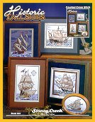 Book 344 Historic Tall Ships THUMBNAIL