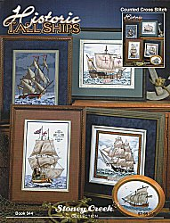 Book 344 Historic Tall Ships