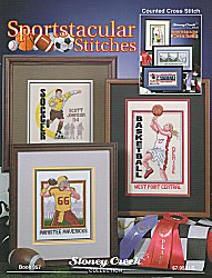Book 357 Sportstacular Stitches