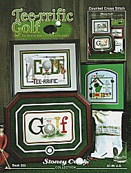 Book 363 Tee-Rrific Golf