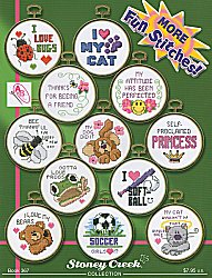 Book 367 More Fun Stitches! MAIN