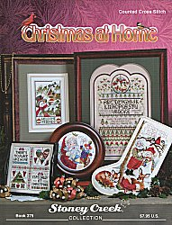 Book 375 Christmas at Home