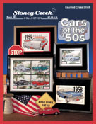 Book 383 Cars of the 50's THUMBNAIL