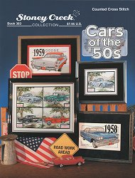 Book 383 Cars of the 50's MAIN