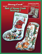 Book 387 Best of Stoney Creek Stockings I THUMBNAIL