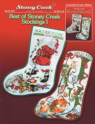 Book 387 Best Of Stoney Creek Stockings I Stoney Creek