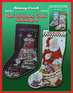 Book 388 Best of Stoney Creek Stockings II THUMBNAIL