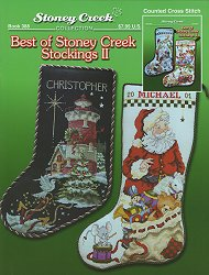Book 388 Best Of Stoney Creek Stockings Ii Stoney Creek