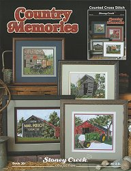 Book 391 Country Memories MAIN