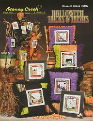 Book 409 Halloween Tricks & Treats MAIN