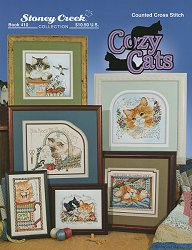 Book 410 Cozy Cats MAIN