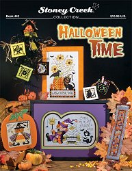 Book 442 Halloween Time MAIN