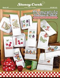 Book 447 Homestyle Potholders & Towels MAIN