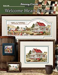 Book 448 Welcome Heart & Home MAIN
