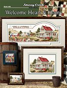 Book 448 Welcome Heart & Home