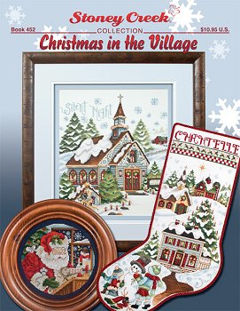 Book 452 Christmas in the Village MAIN
