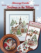 Book 452 Christmas in the Village THUMBNAIL