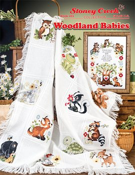 Book 455 Woodland Babies Stoney Creek Online Store
