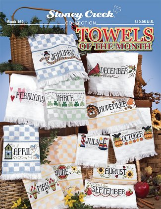 Book 462 Towels of the Month MAIN