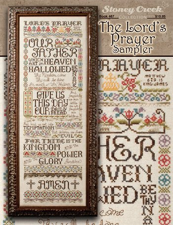 Book 467 The Lord's Prayer Sampler MAIN