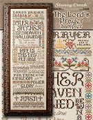 Book 467 The Lord's Prayer Sampler THUMBNAIL
