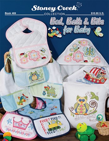 Book 469 Bed, Bath & Bibs for Baby MAIN