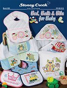 Book 469 Bed, Bath & Bibs for Baby